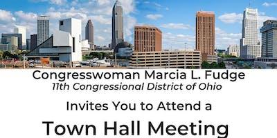 Congresswoman Marcia L. Fudge Town Hall Meeting August 3, 2019