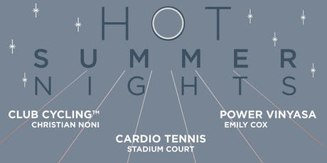 Hot Summer Nights tickets