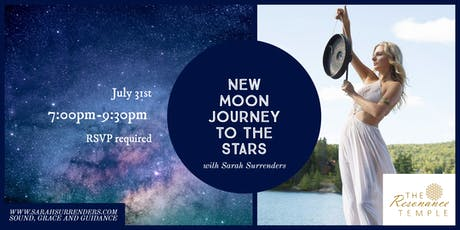 New Moon Journey to the Stars billets
