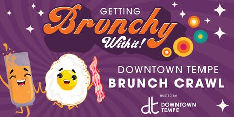 Downtown Tempe Brunch Crawl tickets