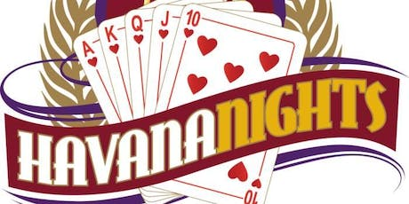 Havana Nights - Copperleaf Adult Casino Party for Residents ONLY tickets