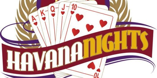 Havana Nights - Copperleaf Adult Casino Party for Residents ONLY