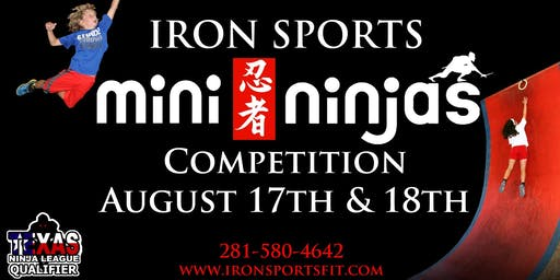 Mini Ninjas Competition