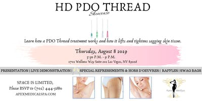 HD PDO Thread Lift Showcase