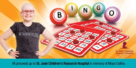 Maya's Bingo Night tickets