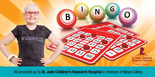 Maya's Bingo Night