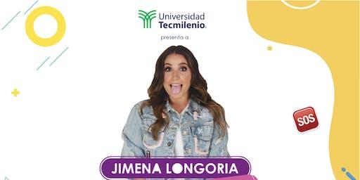 Conferencia de Jimena Longoria