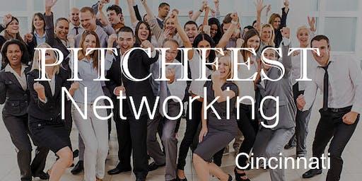 PITCHFEST NETWORKING - CINCINNATI