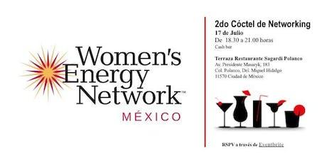 2do Cóctel de Networking– WEN Capítulo México entradas