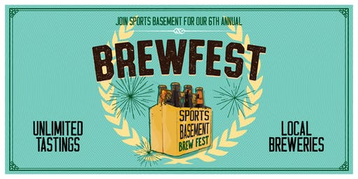 Sports Basement Redwood City: BrewFest!