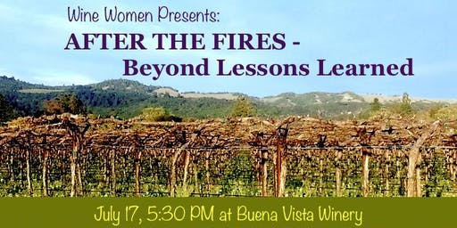 After The Fires... Beyond Lessons Learned
