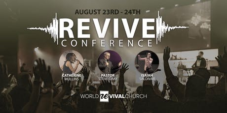 Revive Conference 2019 tickets