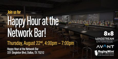Happy Hour at the Network Bar tickets
