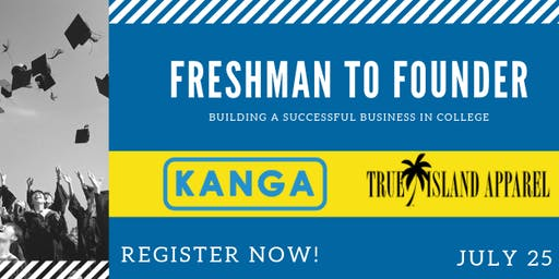 Freshman to Founder: Building a Successful Business in College
