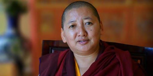 Her Eminence  Jetsun Khandro Rinpoche