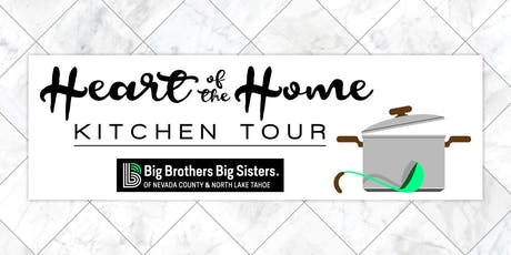 HEART OF THE HOME KITCHEN TOUR 2019 tickets