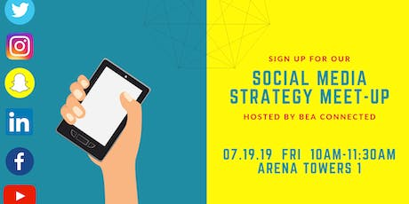 Social Media Strategy Meet-Up! tickets