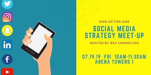 Social Media Strategy Meet-Up!