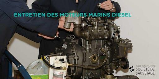 Entretien des moteurs marins diesel (19-55)