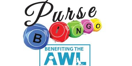 AWL Purse Bingo tickets