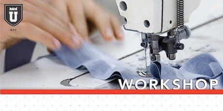 Make an A-Line Skirt | MOOD U SUMMER WORKSHOPS 2019 tickets