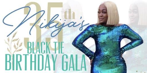 Nikija's 35th Birthday Gala