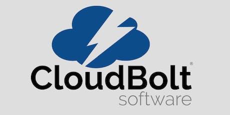 CloudBolt Open House tickets