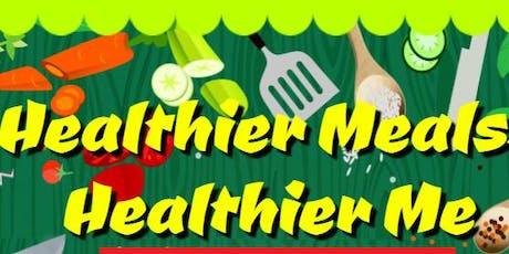 Healthier Meals, Healthier Me (Portland) tickets