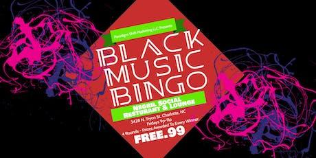 Black Music Bingo at Negril Social Restaurant & Lounge tickets