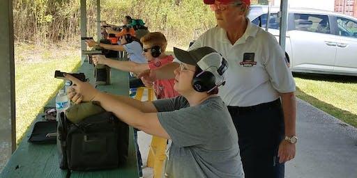 NRA Basics of Pistol Shooting - Instructor Led Training