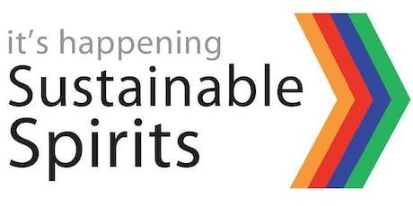 Sustainable Spirits: Durham, Oct 15, 2019 tickets