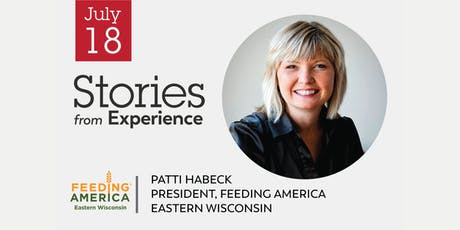 Stories from Experience with Patti Habeck –Members & Visitors Welcome tickets