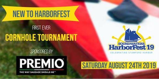 HarborFest Cornhole Tournament sponsored by Premio