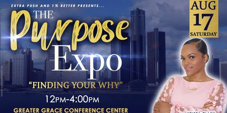 The Purpose Expo tickets