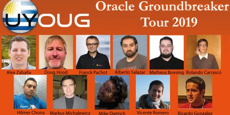 Oracle Groundbreakers Tour Montevideo 2019 entradas