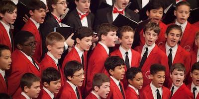 Concerto del Philadelphia Boys Choir and Chorale: Catania