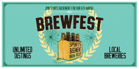 Sports Basement Campbell: BrewFest! tickets