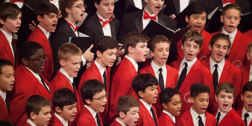 Concerto del Philadelphia Boys Choir and Chorale: Napoli