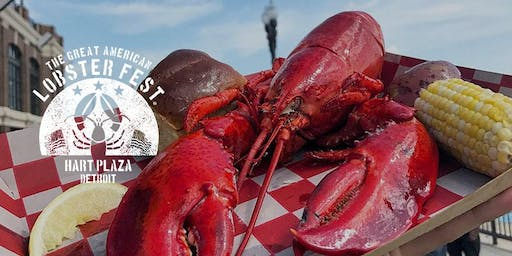 THE GREAT AMERICAN LOBSTER FEST - FREE TICKET