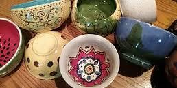 BOWL PAINTING