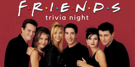 FRIENDS Trivia Night at The Green Pub, Vernon! tickets
