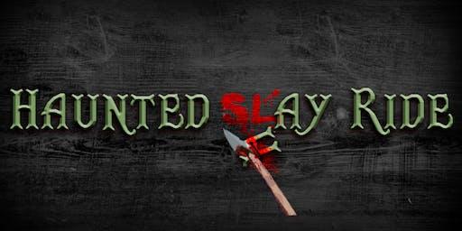 Haunted Slay Ride