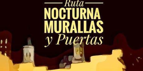 Ruta Murallas y Puertas Romanas · Zaragoza entradas
