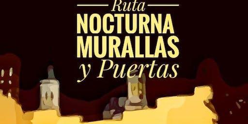Ruta Murallas y Puertas Romanas · Zaragoza