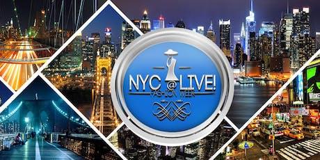"""NYC Live! @ Fashion Week"" Spring/Summer 2020 Fashion Showcase (Season 9) tickets"