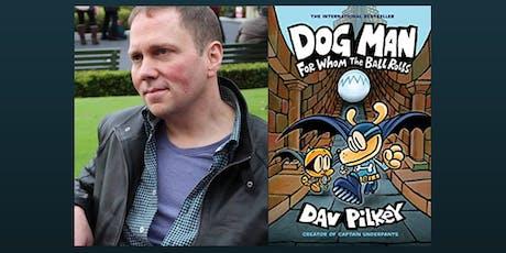 "Dav Pilkey - ""Dog Man #7: For Whom The Ball Rolls"" Tour tickets"