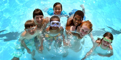Columbia Association's Middle School Pool Party