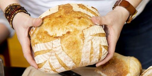 Sourdough Bread Making: July 28th in Kingston