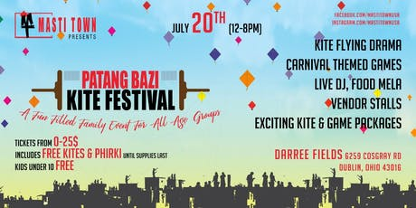 Kite Festival - Patang Bazi tickets