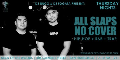 All Slaps No Cover tickets